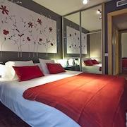 巴塞隆納行政公寓中心我的空間飯店