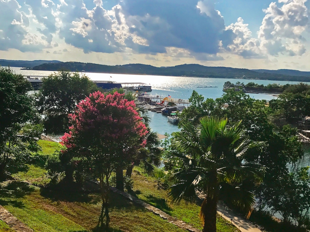 Lake Travis in Your Backyard by RedAwning