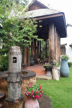 Baan Ton Kwen Villa - Property Grounds  - #0
