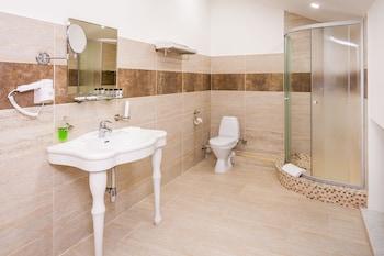 Boutique Hotel Stoleshnikov - Bathroom  - #0