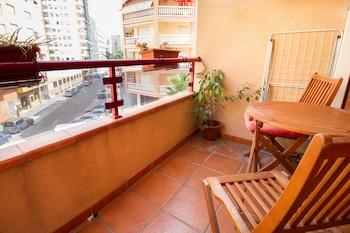 Alfonso Reyes Apartment - Málaga Harbour - Balcony  - #0