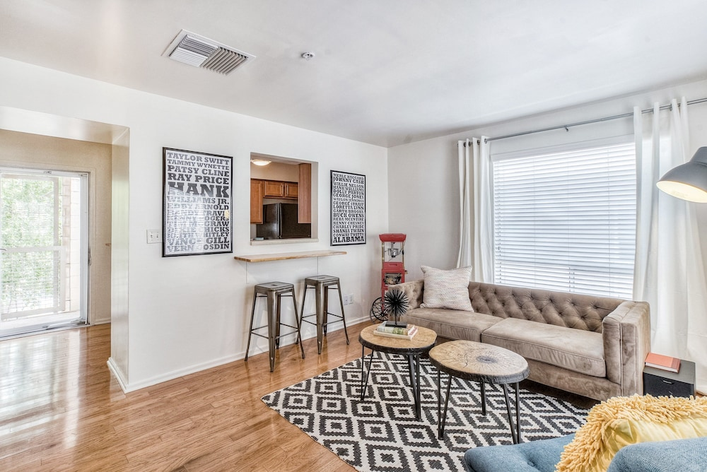 Riverside Condo Near Downtown by RedAwning