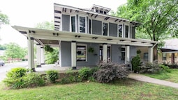Historic East Nashville House by RedAwning