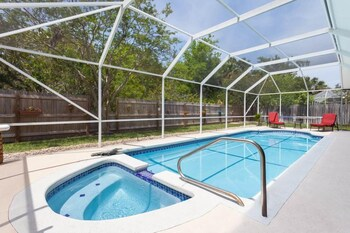 Coquina Dreams 3 Bedrooms Private Heated Pool Pet Friendly Sleeps 6 by RedAwning