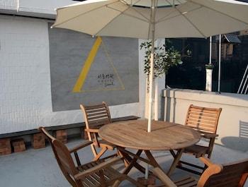 Seoul JJ HOUSE - Hostel - Terrace/Patio  - #0