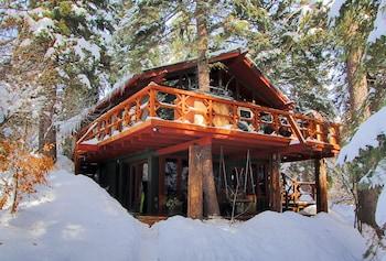 Treehouse by the Stream in Sundance, Utah