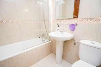 Calle Capuchinos - Colourful and Cosy by La Recepción - Bathroom  - #0