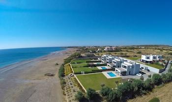 Antonoglou Beach Villas - Lahania - Aerial View  - #0