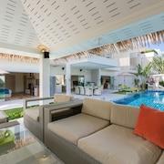 莫西多海灘別墅飯店