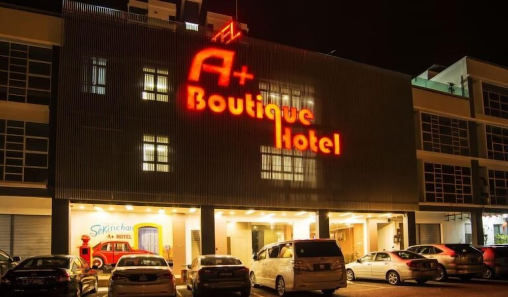 A Plus Boutique Hotel