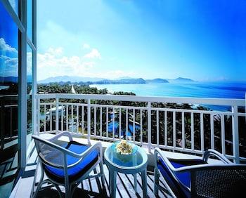 Sunshine Resort Intime Sanya - Balcony  - #0