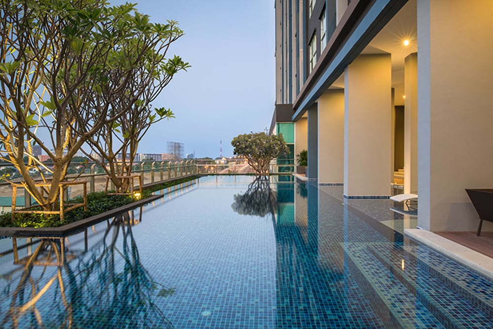 Baan Kiang Fah Hua Hin Condominium by Montri