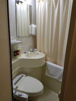 Hotel Crown Hills Kumamoto - Bathroom  - #0