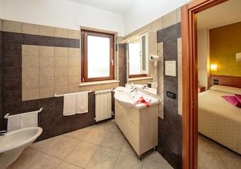 Hotel Residence Eden - Bathroom  - #0