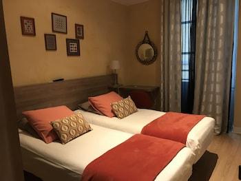 tarifs reservation hotels Hotel La Carpe D'or