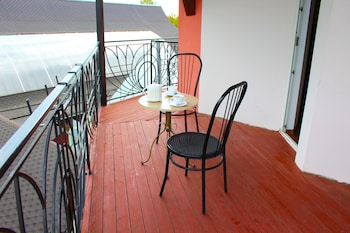Ecotel Snegirek - Balcony  - #0