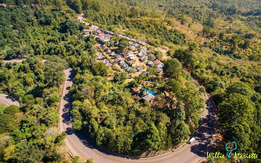 Magoebaskloof Mountain lodge