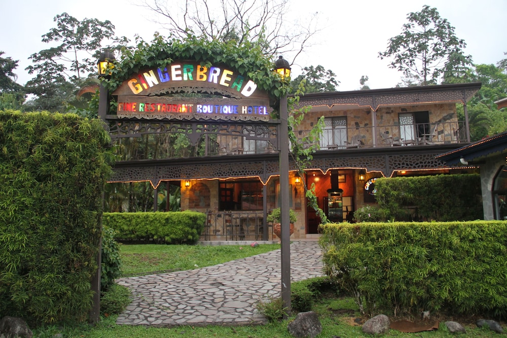Gingerbread Hotel and Restaurant