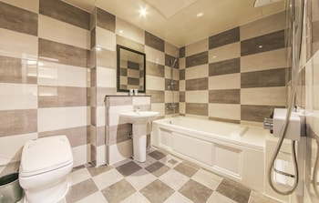 H Hotel Ulsan - Bathroom  - #0