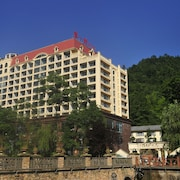 成都花水灣第一村溫泉酒店