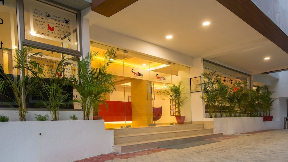 Red Fox Hotel -Tiruchirappalli