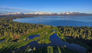 The Lodge at Edgewood Tahoe - Aerial View  - #0