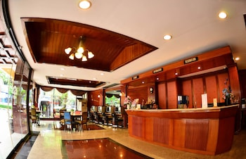 Silom Village Inn - Reception  - #0