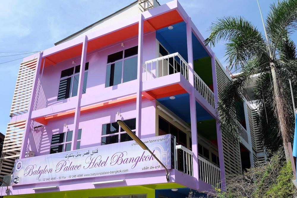 Babylon Palace Hotel Bangkok