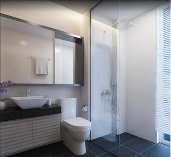 Oakwood Apartments Ho Chi Minh City - Bathroom  - #0