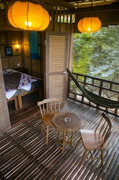 Le Bout du Monde Khmer Lodge - Balcony  - #0
