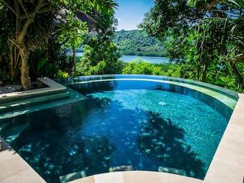 雙子島潛水別墅