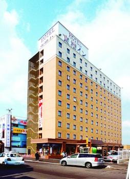 北海道函館站前朝市東橫 INN