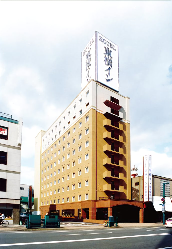 Toyoko Inn Hokkaido Asahikawa Ekimae Ichijo-dori