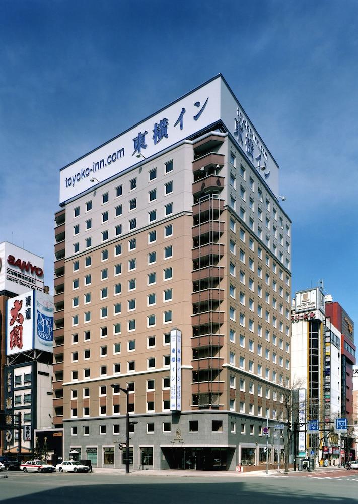 Toyoko Inn Hokkaido Sapporo Susukino Kosaten