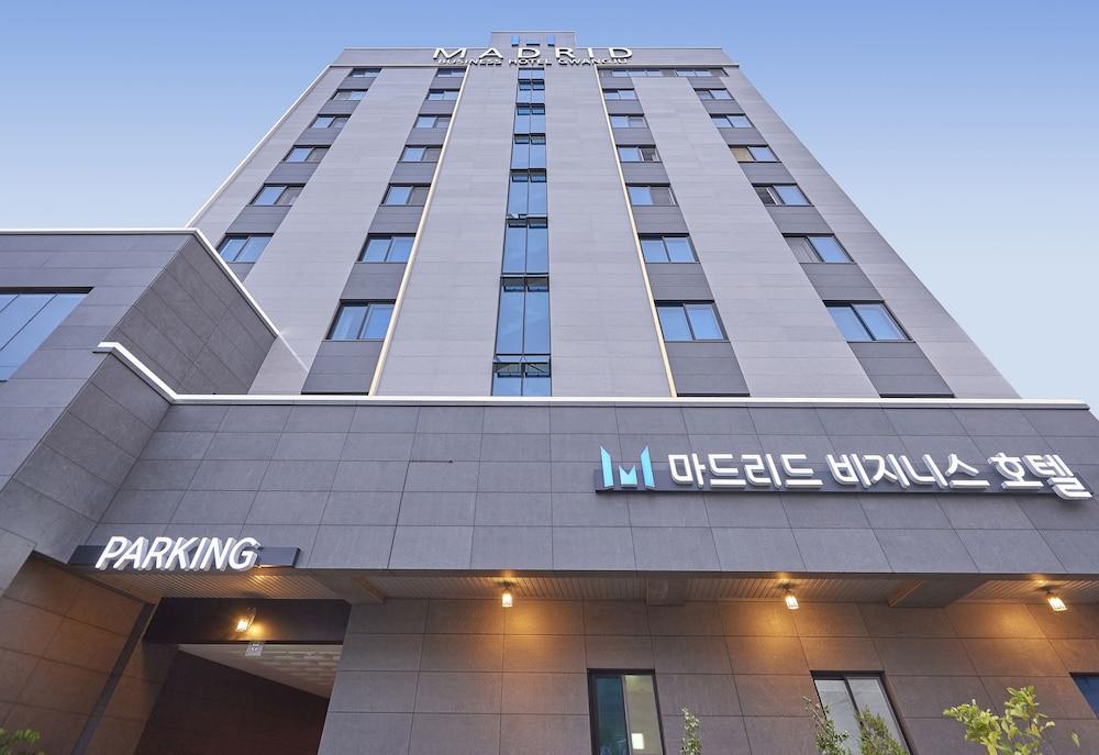 Madrid Hotel Gwangju