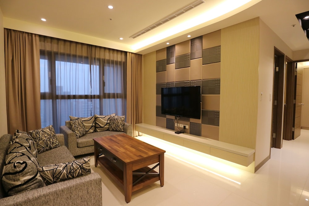 Anberstay Boutique Apartment