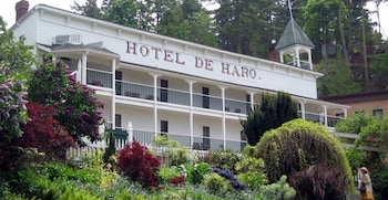 Roche Harbor Resort in Friday Harbor, Washington