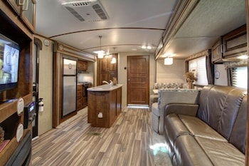 Mission Bay Luxury Trailer
