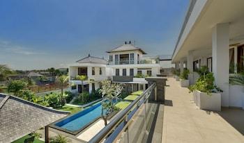 Villa Wiljoba - Balcony View  - #0