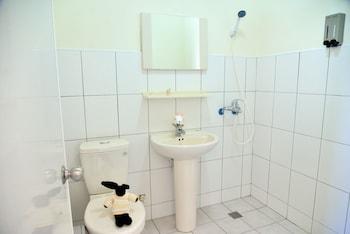Bubbling Bunny Café - Hostel - Bathroom  - #0
