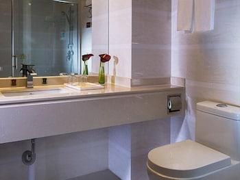 Vienna Hotel Shenzhen Pinghu Plaza - Bathroom  - #0