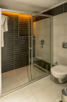 Delfino Boutique Apart Hotel - Bathroom  - #0