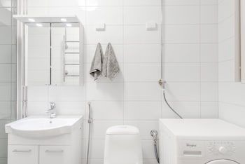 Helsinki South Central Apartments - Bathroom  - #0