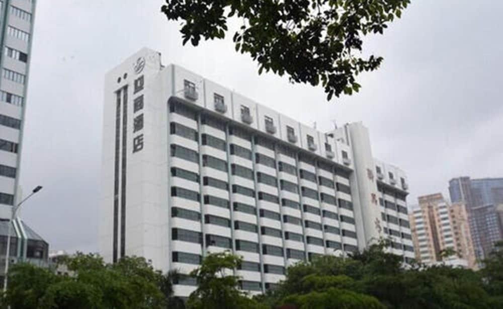 Yingshang Hotel Shenzhen Dongmen Branch