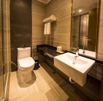 Yingshang Hotel Shenzhen Railway Station - Bathroom  - #0