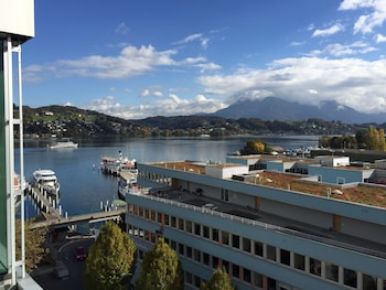 Photo for Penthouse Apartments Lakeside in Lucerne