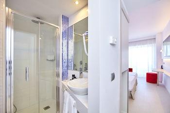 Indico Rock Hotel Mallorca - Adults Only - Bathroom  - #0