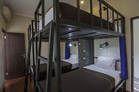 Shared Dormitory, Mixed Dorm (6 Beds)