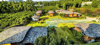 Angkure Pension - Aerial View  - #0