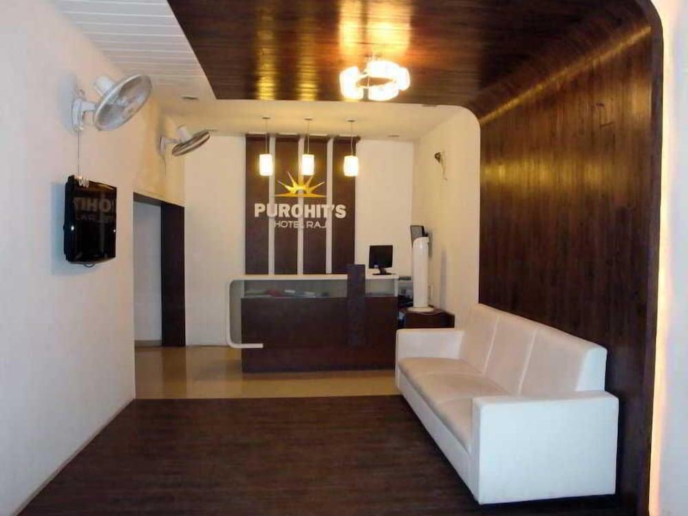 Purohit S Hotel Raj